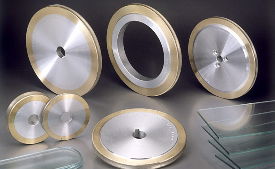 Bilateral and Straight-Line Grinding Wheels